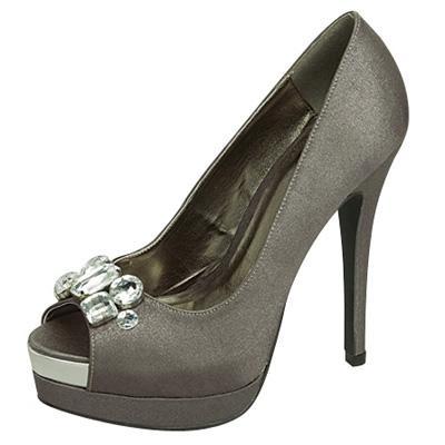c3121077 zapatos fiesta plomo zapatos gris de de Pq851O